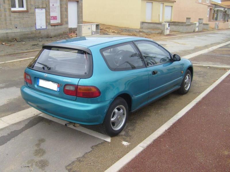 Honda civic eg S7002211