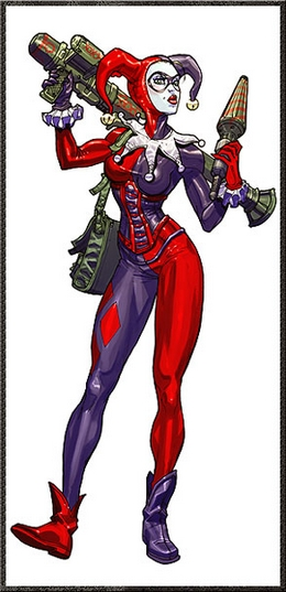 Des jeux vidéos et des femmes Harley13