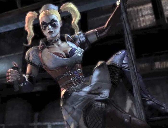 Des jeux vidéos et des femmes Harley16