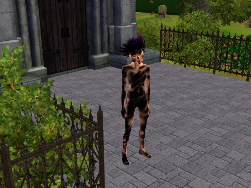 sims 3 zombies Screen11
