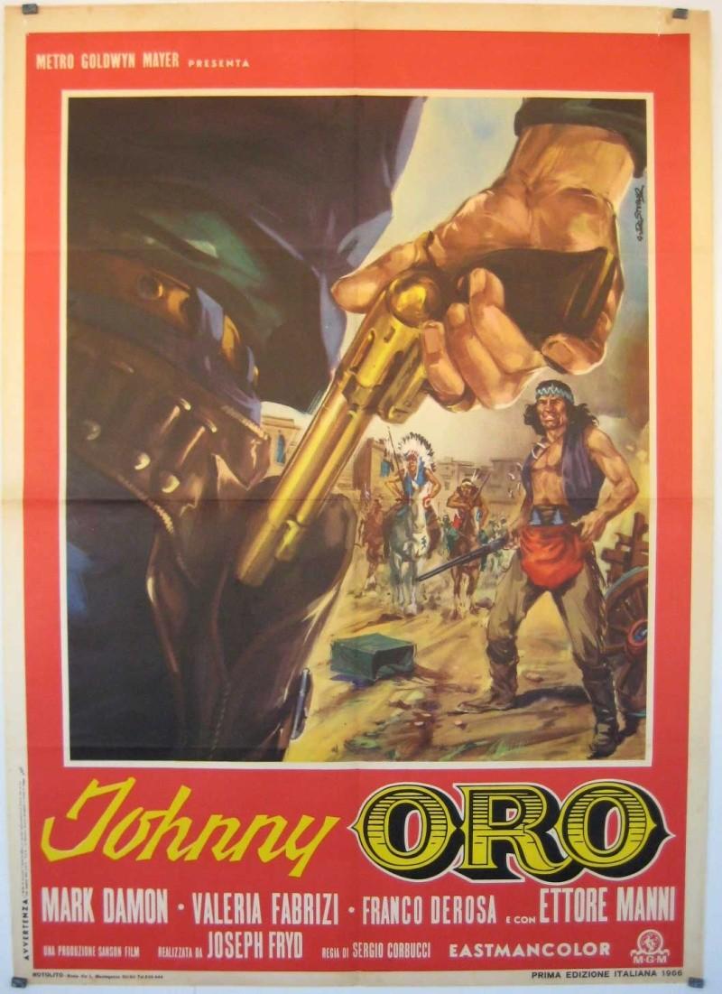 Ringo au Pistolet d'or - Johnny Oro - 1966 - Sergio Corbucci 12141810