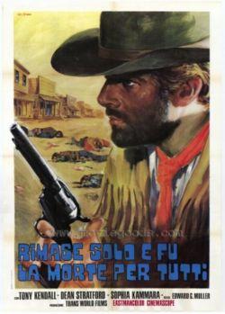 Le pistolero de Tombstone (Rimase uno solo e fu la morte per tutti !) -1971- Eduardo Mulargia Affich10