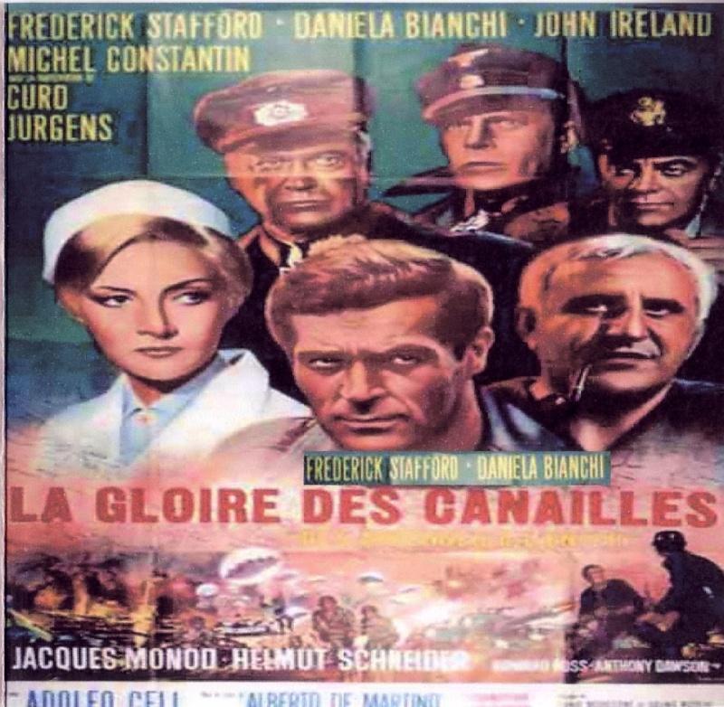La gloire des canailles - Dalle Ardenne all'inferno - 1967 - Alberto De MARTINO Canail10