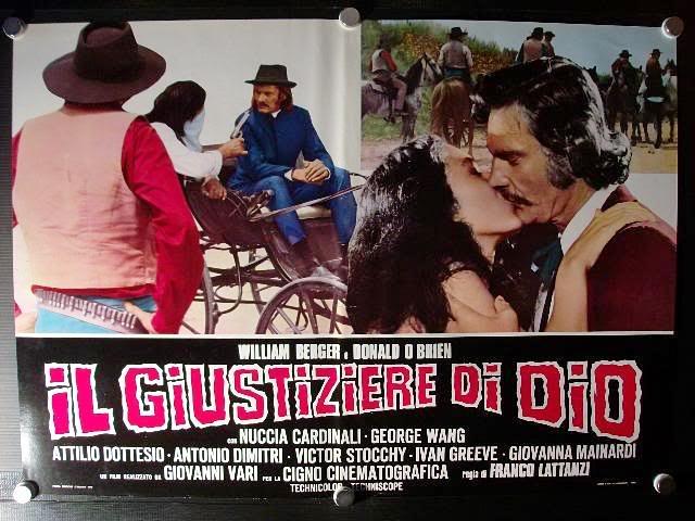 Le justicier de Dieu ( Il giustiziere di Dio ) -1972 - Franco Lattanzi Giusti11