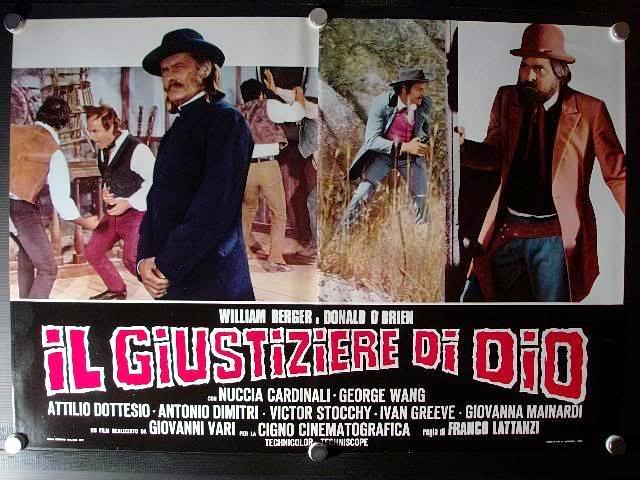 Le justicier de Dieu ( Il giustiziere di Dio ) -1972 - Franco Lattanzi Giusti13