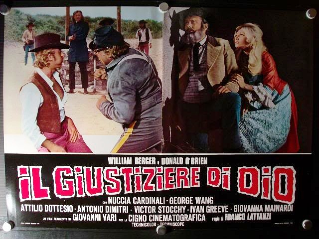 Le justicier de Dieu ( Il giustiziere di Dio ) -1972 - Franco Lattanzi Giusti14