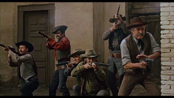 La Haine des Desperados - The Desperados - 1969 - Henry Levin Vlcsna16