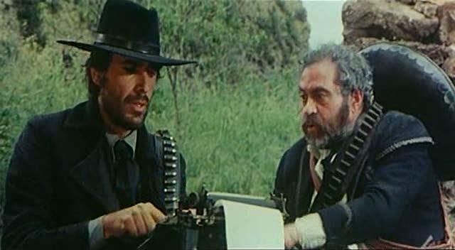 Alléluia défie l'ouest - Il West ti va stretto, amico… E arrivato Alleluja - 1972 - Giuliano Carnimeo  Vlcsna18