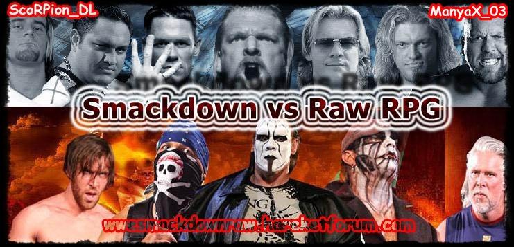 Smackdown Raw RPG Sitesi