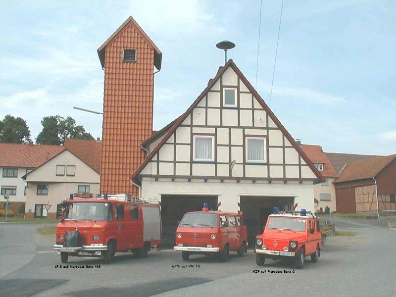 Bilder von der Feuerwehr - eine kleine Auswahl Feuerw10