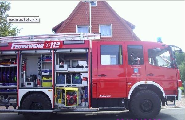 Bilder von der Feuerwehr - eine kleine Auswahl Lf10610