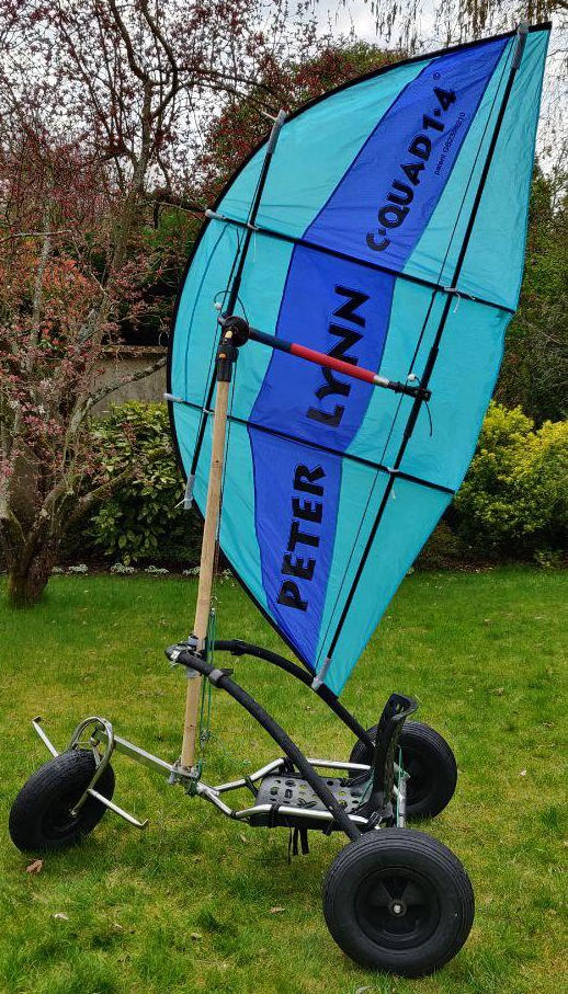 Wing Sail pour papy ! 20200310