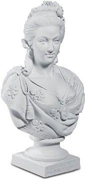 Bustes de Marie Antoinette par et d'après Félix Lecomte Lecomt11