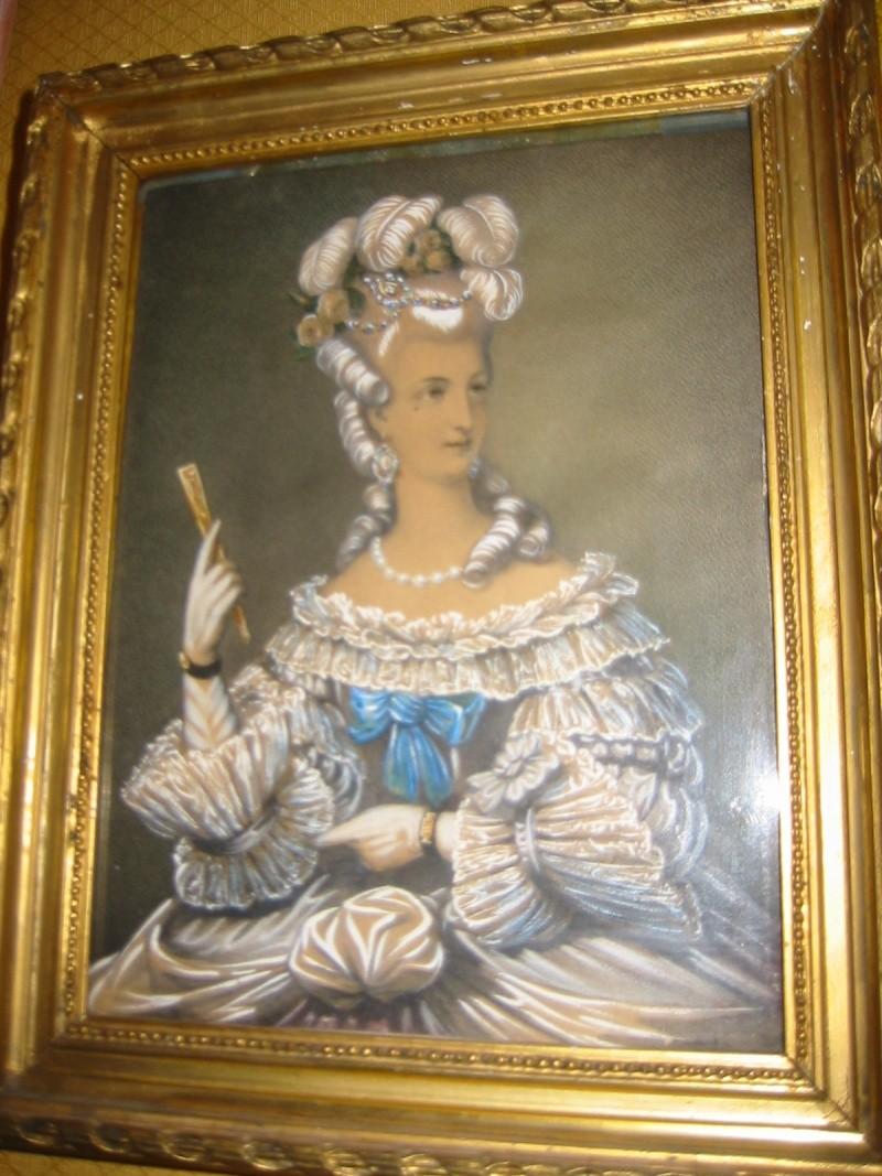 Portraits de Marie Caroline d'Autriche, reine de Naples et de Sicile Marie_15