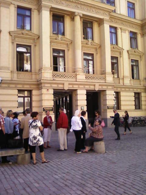 Le Palais Fersen à Stockholm Photos10