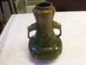 Chinese ?? vase dragon head handles Dscf1210