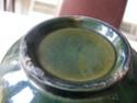 Chinese ?? vase dragon head handles Dscf1214