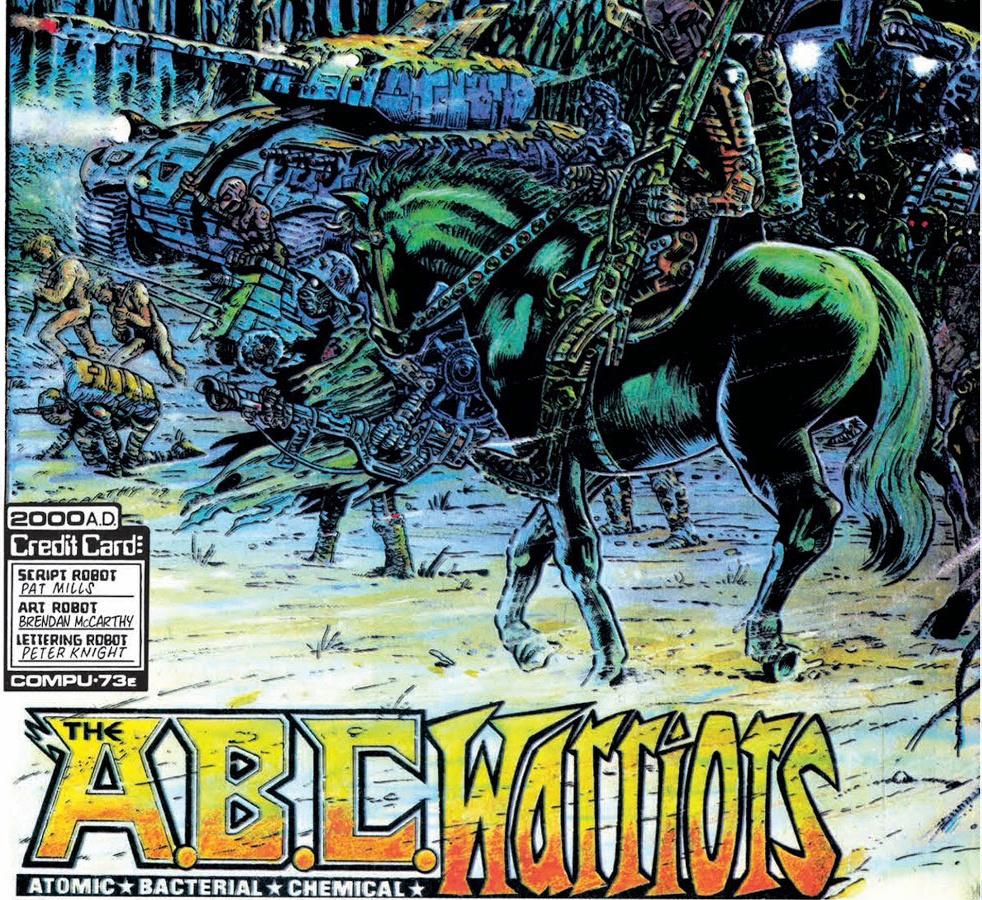 ABC Warrior 00511