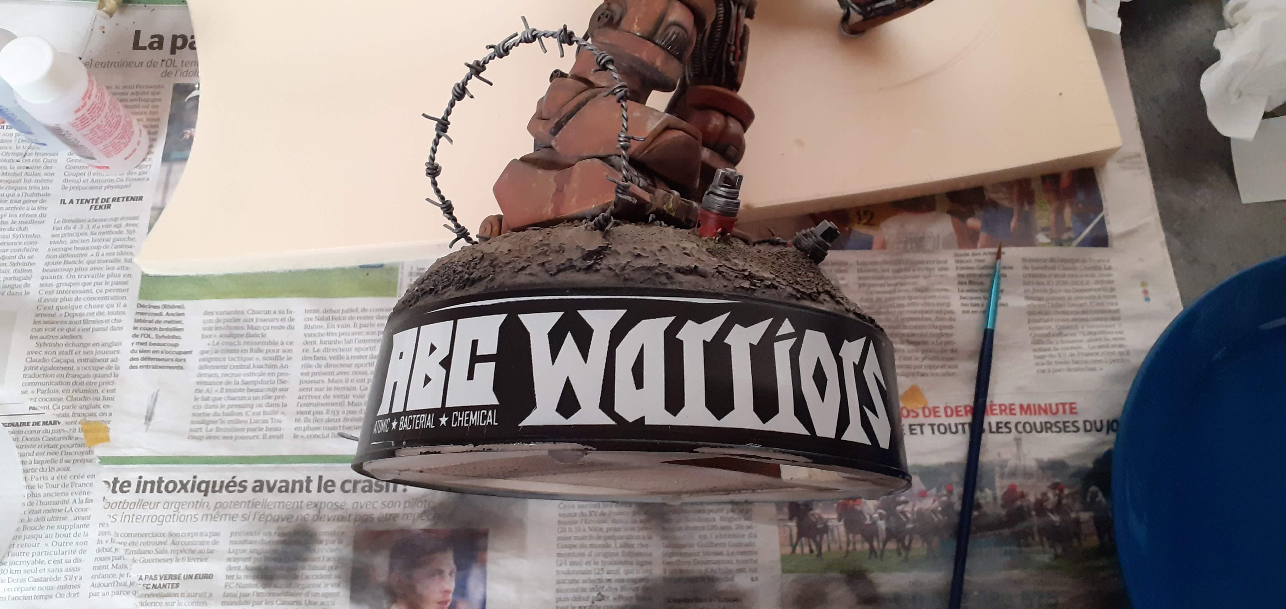 ABC Warrior 26010