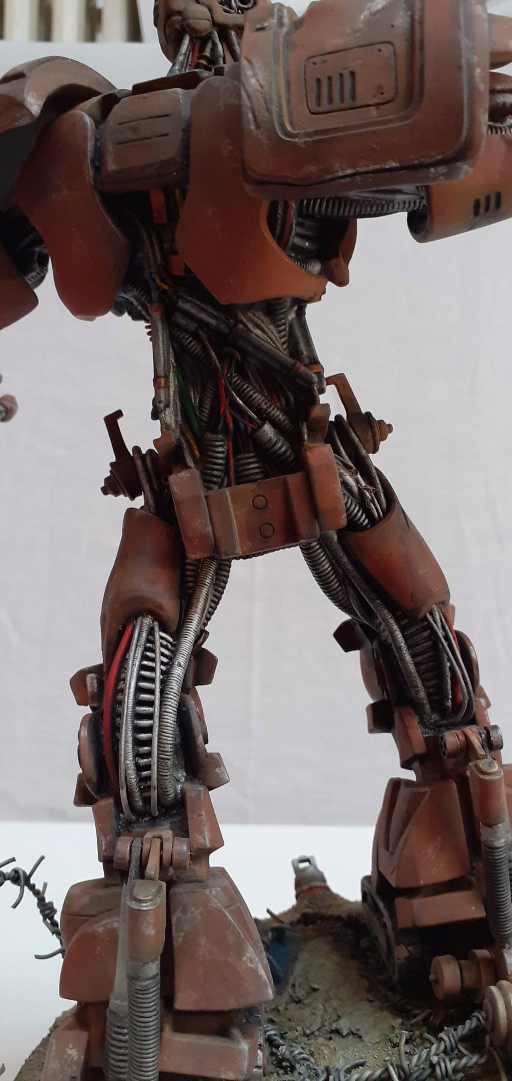 ABC Warrior A17010