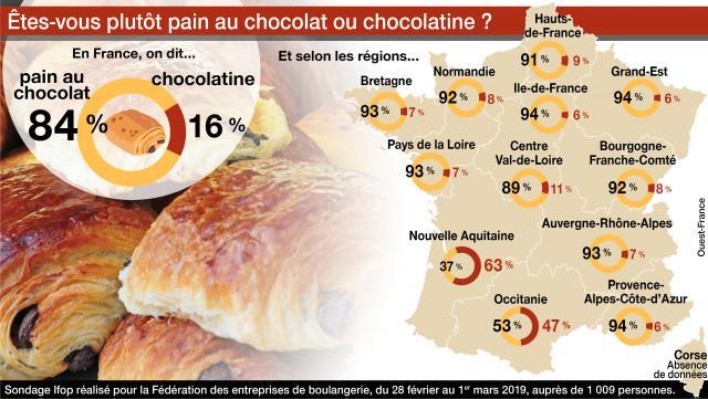 Débat essentiel: Chocolatine et pain au chocolat ! Pain-a10