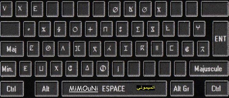 clavier tifinagh gratuit