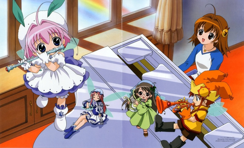 A Little Snow Fairy Sugar: Anime discussion 12710711