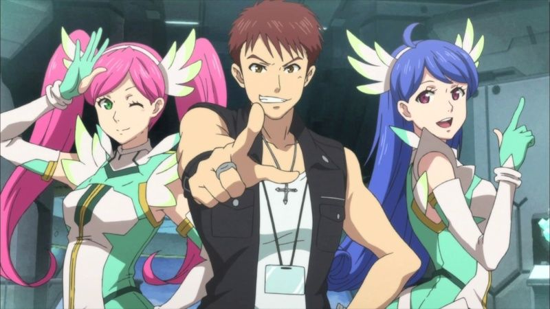 Phantasy Star Online 2 The Animation: Discussion and reaction Vlcsna23