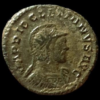Aureliani de Lyon de Dioclétien et de ses corégents - Page 6 Diocly10