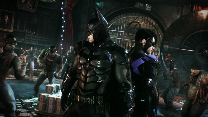 حصريا لعبة Batman: Arkham Knight كاملة برابط مباشر وسريع جدا 28739010