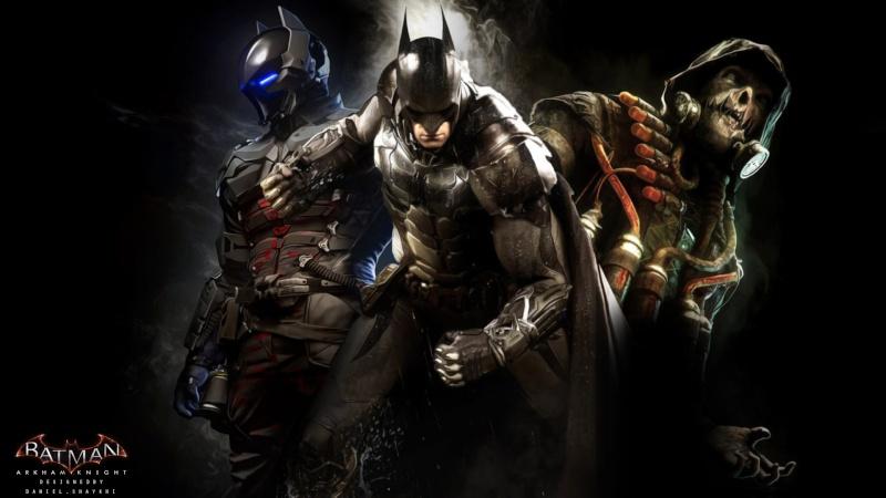 حصريا لعبة Batman: Arkham Knight كاملة برابط مباشر وسريع جدا Arkham11