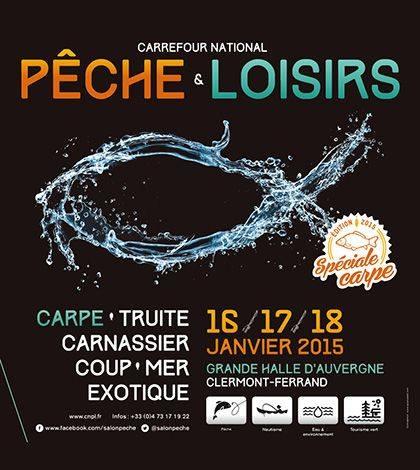 Salon de la pêche & loisirs de Clermont-Ferrand 20 Salon_10