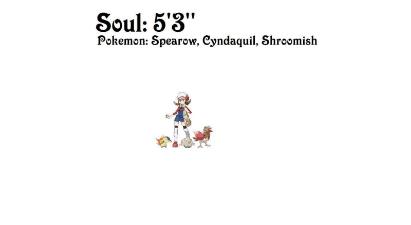 Interactive Story: The Path to Pokemon Master! Soul_a12