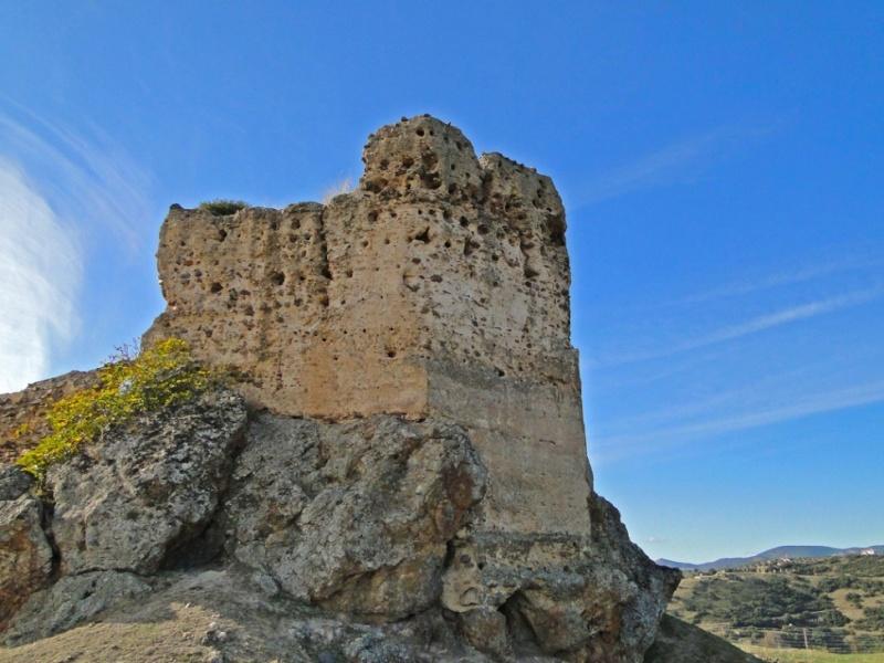معركة العقاب (609ه - 1212م) صور Castil10