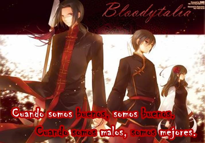 Bloodytalia