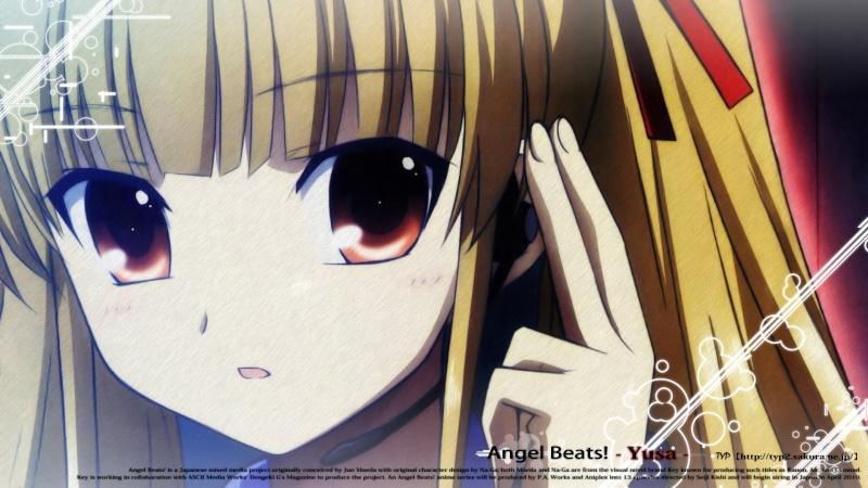 angel beats Konach10