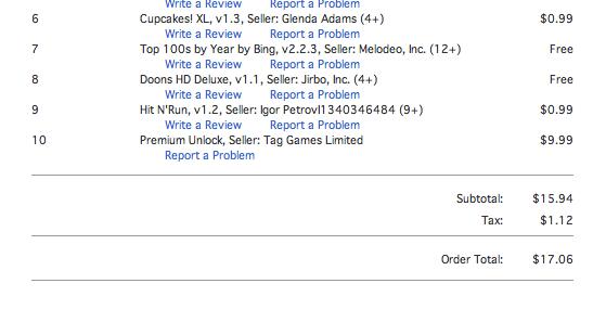 My iPhone premium unlock did not work!!!! Screen11