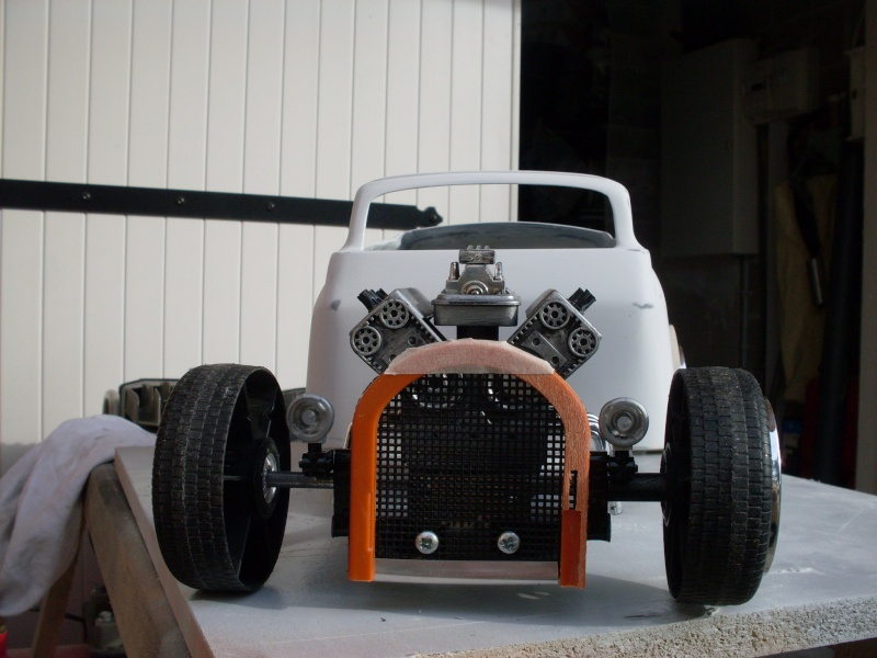 Ford T HotRod 1/6 Sdc14216