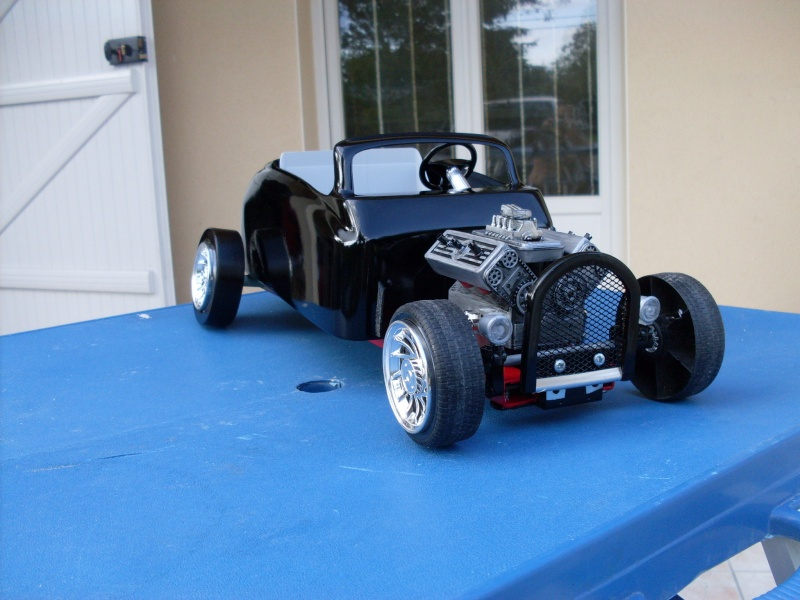 Ford T HotRod 1/6 Sdc14312