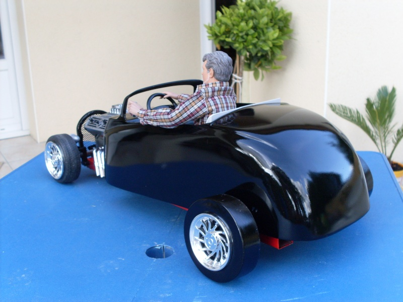 Ford T HotRod 1/6 Sdc14314