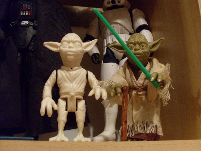 StarWars: mon Yoda 1/6 Sdc14422