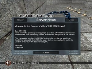 UT3 Mutators and Mods Untitl11