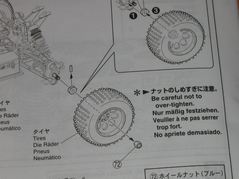 Mon premier buggy kyosho - Page 2 Img_5622