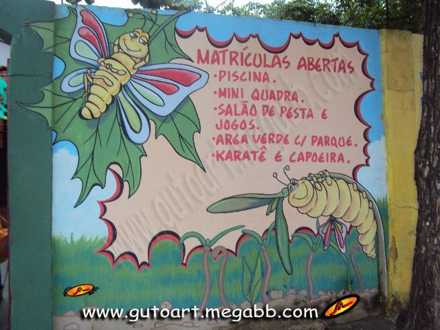 AS ARTES DO PONTINHO Matric10