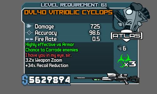 Best Legit WEapon list? Dvl40211