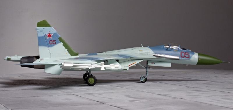 Airfix Su-27 & Berkut Su-35 4357_a10