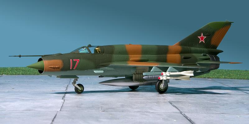 Fujimi Mig-21's 8197_m10