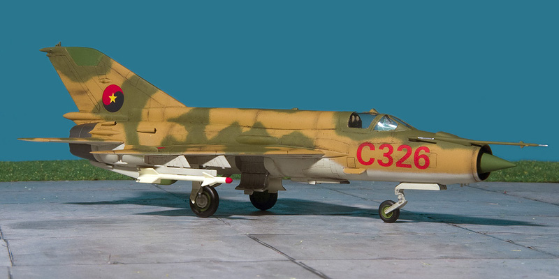 Fujimi Mig-21's 8201_m10