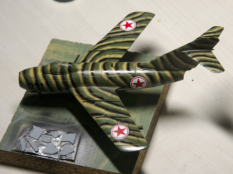 New mould Airfix MiG-15 8478_m10