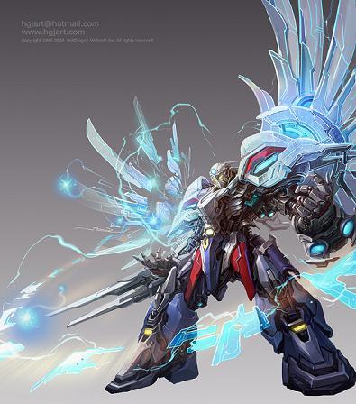 Arch Angel Robots11